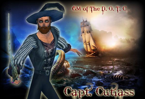 Capt. Cutlass 3