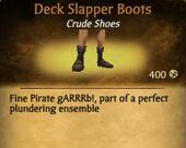Deck Slapper Boots