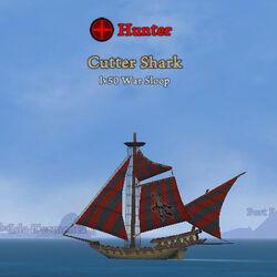 Cutter Shark