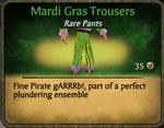 Mardi Gras Trousers