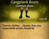Gangplank Boots