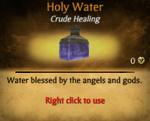 HolyWaterCard