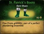 M St. Patrick's Boots