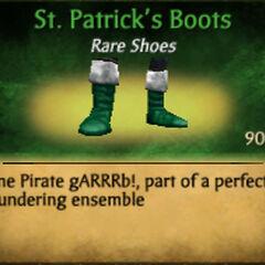 1f57482ed4e Shoes (male)   Pirates Online Wiki   FANDOM powered by Wikia