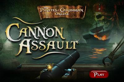 Cannon Assault