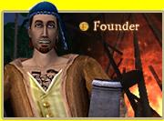 Foundericon