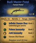 Bush Master Pistol - clearer