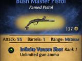 Bush Master Pistol