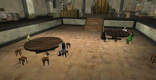 Underground Parlor Games