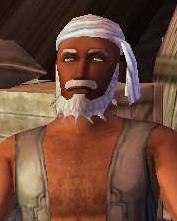 Portrait Gunsmith Gunpowder Sam