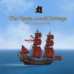 QAR legendary ship
