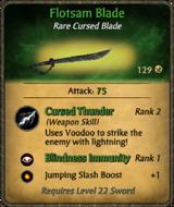 Flotsam Blade