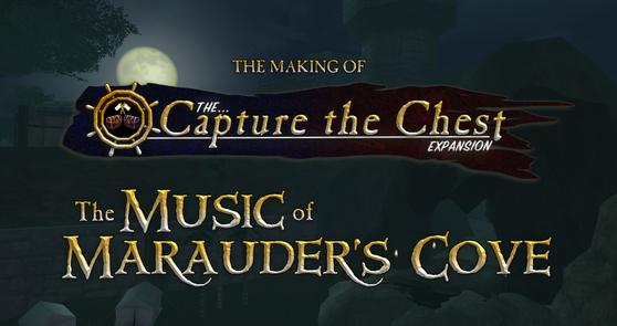 Music of Marauders Cove