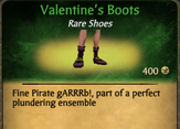 Valentine's Boots (Girl)