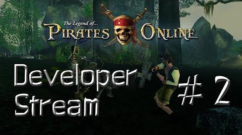 The Legend of Pirates Online Developer Stream -2