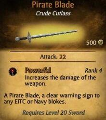 PirateBlade