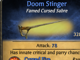 Doom Stinger