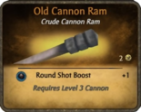 Old Cannon Ram