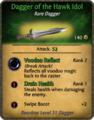 Dagger of the Hawk Idol Card.png
