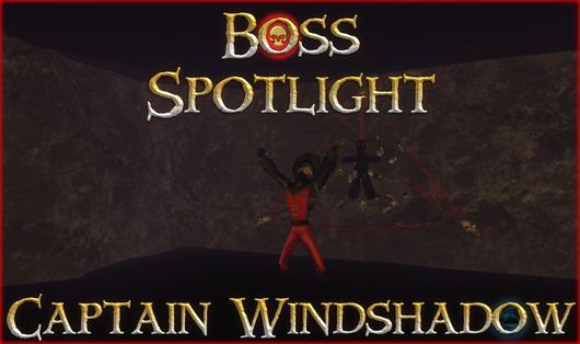 Boss Spotlight Captain Windshadow