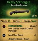 Heavy Scattergun