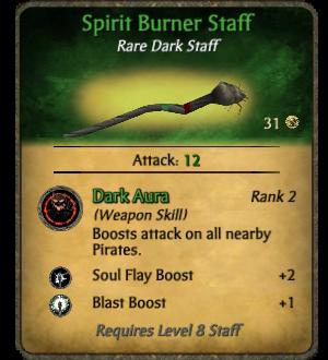 SpiritBurnerStaff