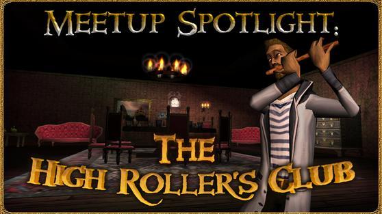 Spotlight High Rollers