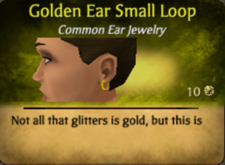 GoldenEarSmallLoopFemale