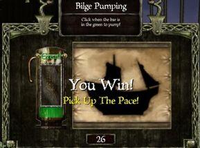 Bilge Pumping