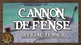 Cannon Defense Now Live!