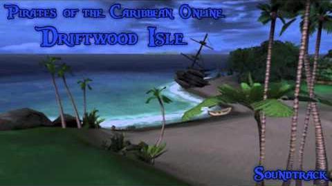 POTCO Driftwood Isle Soundtrack