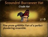 ScoundrelHat