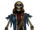 French Undead Capitaine