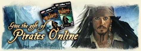 Pirates gamecards
