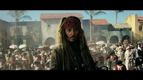 EXCLUSIVE! 'Pirates of the Caribbean Dead Men Tell No Tales' Trailer
