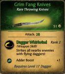 Grim Fang Knives