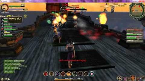 Video Potco Test Update Queen Annes Revenge Pirates Online