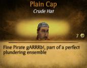 M Plain Cap