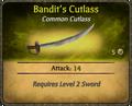 Bandit's Cutlass Card.png