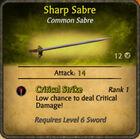 Sharp Sabre 2010-12-24