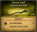 Dread Staff Card.png