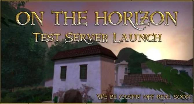 Test Server Launcher