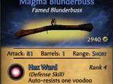 Magma Blunderbuss