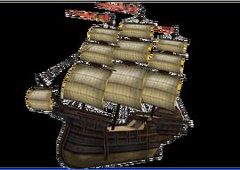 Potco-merchantship