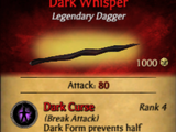Dark Whisper