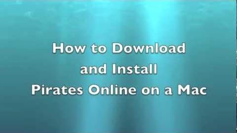 How to Download and Install Pirates Online for Mac