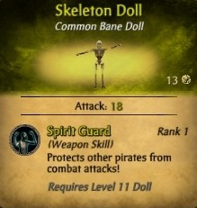 Skeleton Doll