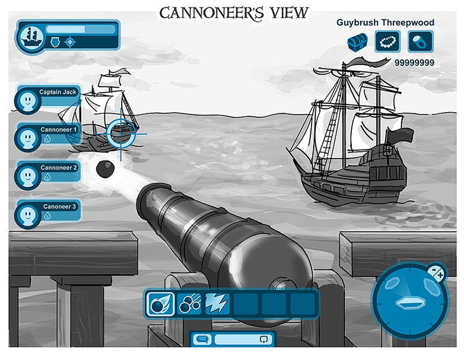 Ui potc canoneer large
