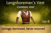 Longshoreman's Vest