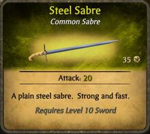 Steel Sabre 2010-11-29